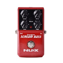 Nux Overdrive Scream Bass