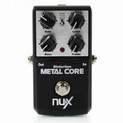 NUx Metal Core Distortion